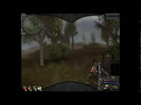 STALKER CoP mod Смерти вопреки Часть 2 (720HD)