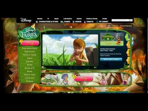Pixie Hollow Cheats For Clothes 2012