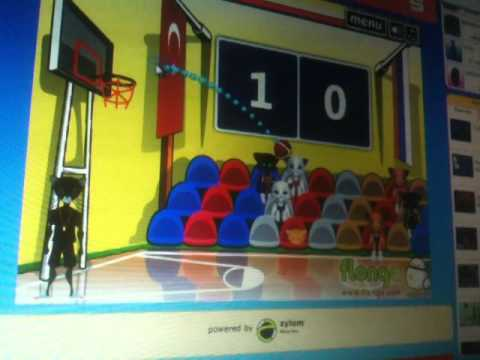 Lp #001 tierisches Basketball
