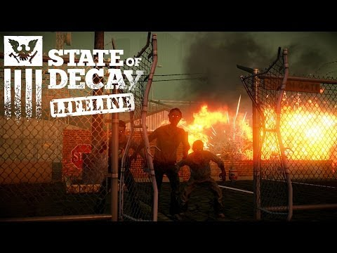 State Of Decay: Dlc \' Lifeline \' Zumbizada.. (pc)
