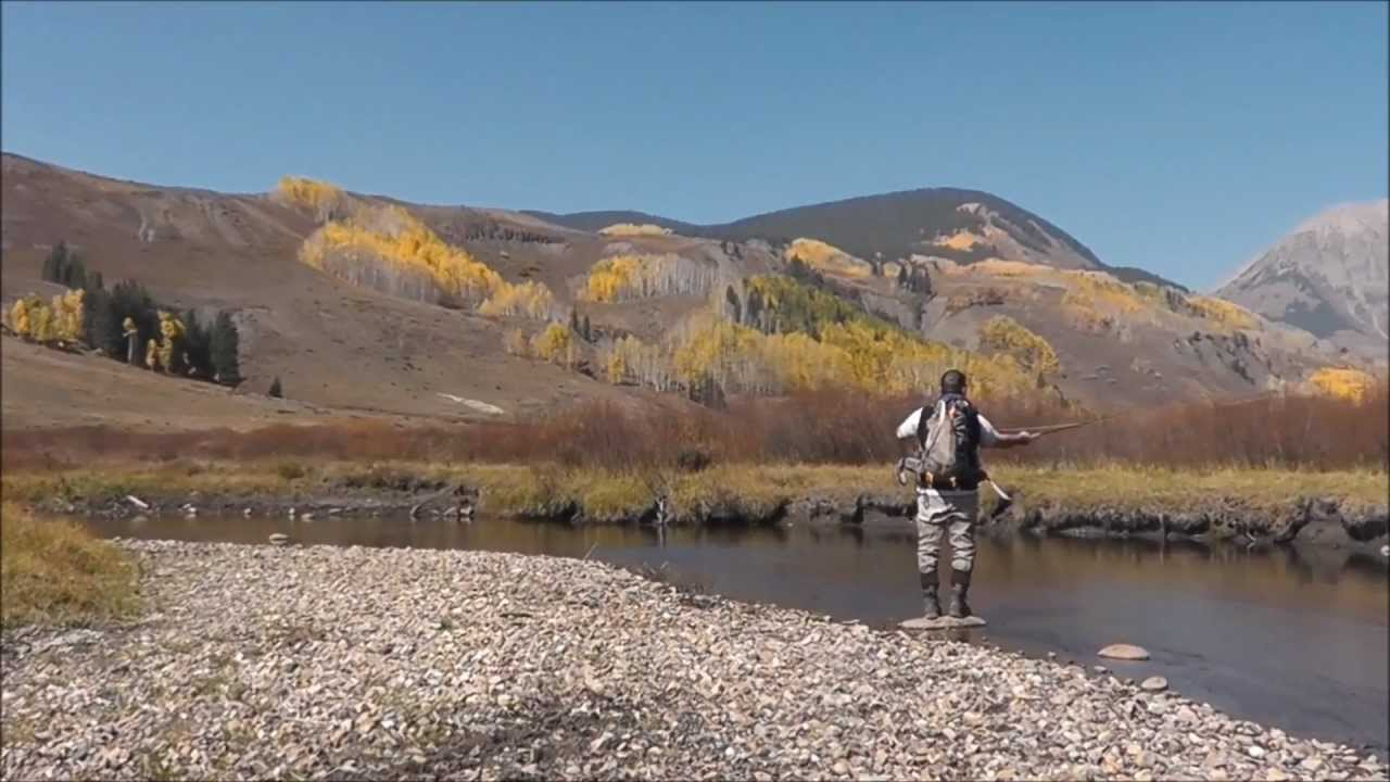 for Crested butte fishing