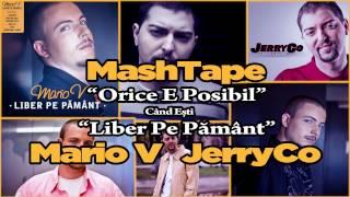 Mario V & JerryCo - Zilele Astea (cu OvP)