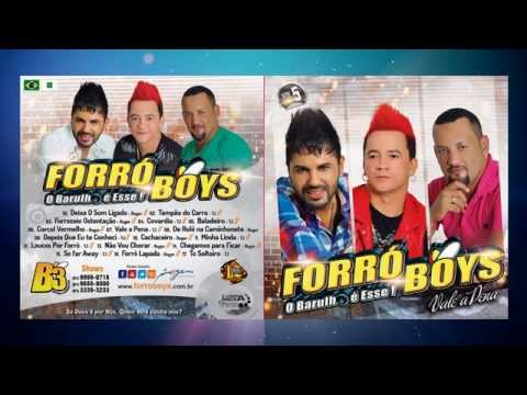 Forró Boys Vol. 5 - CD Completo 2014 Vale a Pena
