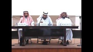 أمسية شعرية للشاعرين د. حبيب المعلا وأ. عبد العزيز السراء وأدارها د. خالد الحليبي