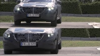 Mercedes Magic Body Control 2014