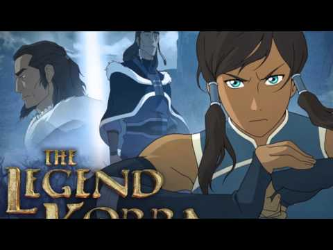Korra Spirits Soundtrack Tonraq/Unalaq flashback,