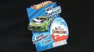Kinder Überraschung Hot Wheels (Special Edition