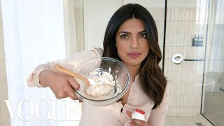 Priyanka Chopra Reveals 3 All-Natural, DIY Skin Secrets | Vogue