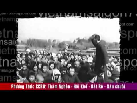 Ho Chi Minh - Cai Cach Ruong Dat 1949 -1956