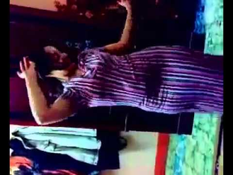 arab belly dance at home -  ra9s manzil sakhen 2012