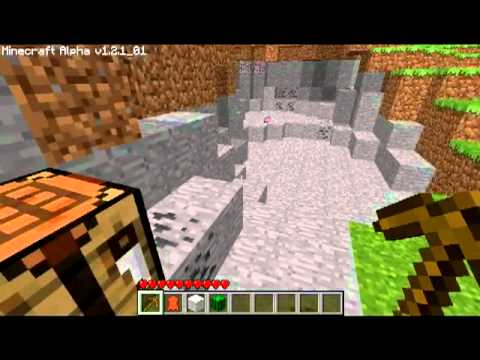 Minecraft Gameplay Episode 1 - The Basics