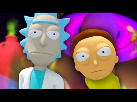 THERES ONLY ONE WAY OUT MORTY  Rick And Morty VR 2 HTC Vive Virtual Reality