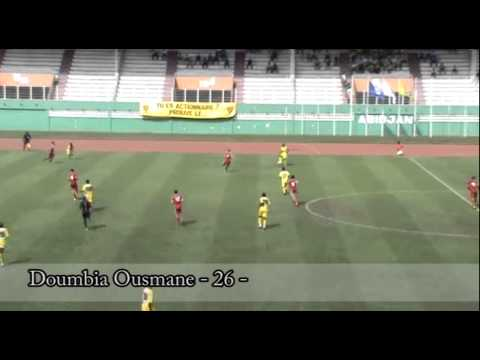 VIDEO: Watch the skills and flair of Hearts of Oak new recruit Ousmane Doumbia