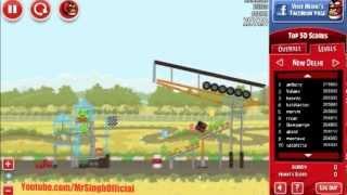 Angry Birds Heikki New Delhi Level 9 Walkthrough
