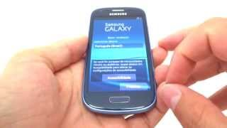 Hard Reset Galaxy S3 Mini I8190 Como Formatar