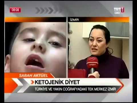 Ketojenik Diyet Epilepsi Dr Orkide Güzel TRT1