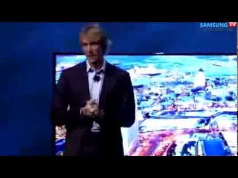 [FULL Video] Michael Bay WALKS OFF after being INSULTED at CES 2014 Must WATCH