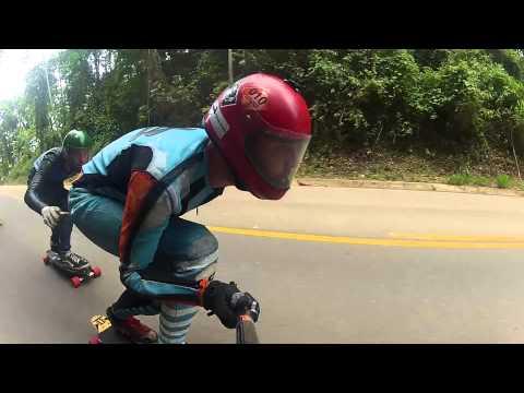 Green Heads - Bueno Downhill crew