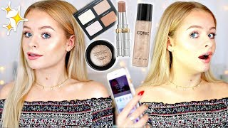 HOW TO GET THAT INSTAGRAM GLOW!! FRESH DEWY SUMMER MAKEUP | sophdoesnails
