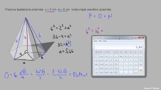 Šeststrana piramida 3