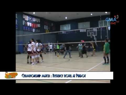 Volleyball Women's Championship Match