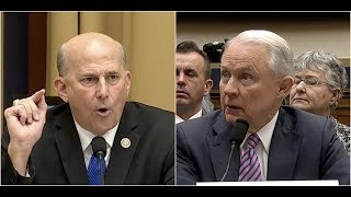 Rep Gohmert GRILLS AG Sessions on Rod Rosenstein's Roll in Uranium one deal and Now Investigation