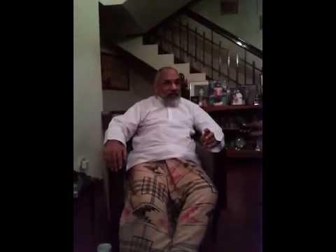 Justice C V Vickneswaran Interview