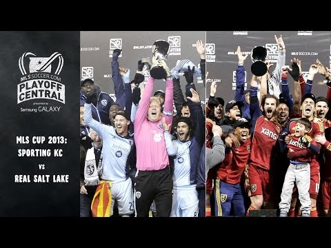 Sporting Kansas City & Real Salt Lake advance to MLS Cup Final | Playoff Central