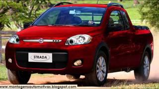 PRÉVIA Nova Fiat Strada 2015