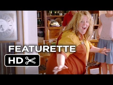 Tammy Featurette - Melissa McCarthy (2014) - Rich Williams, Melissa McCarthy Comedy HD