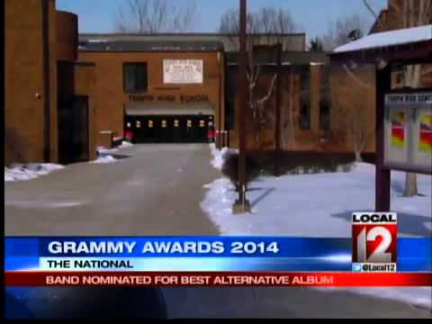 Grammy nominated band The National has Cincinnati ties