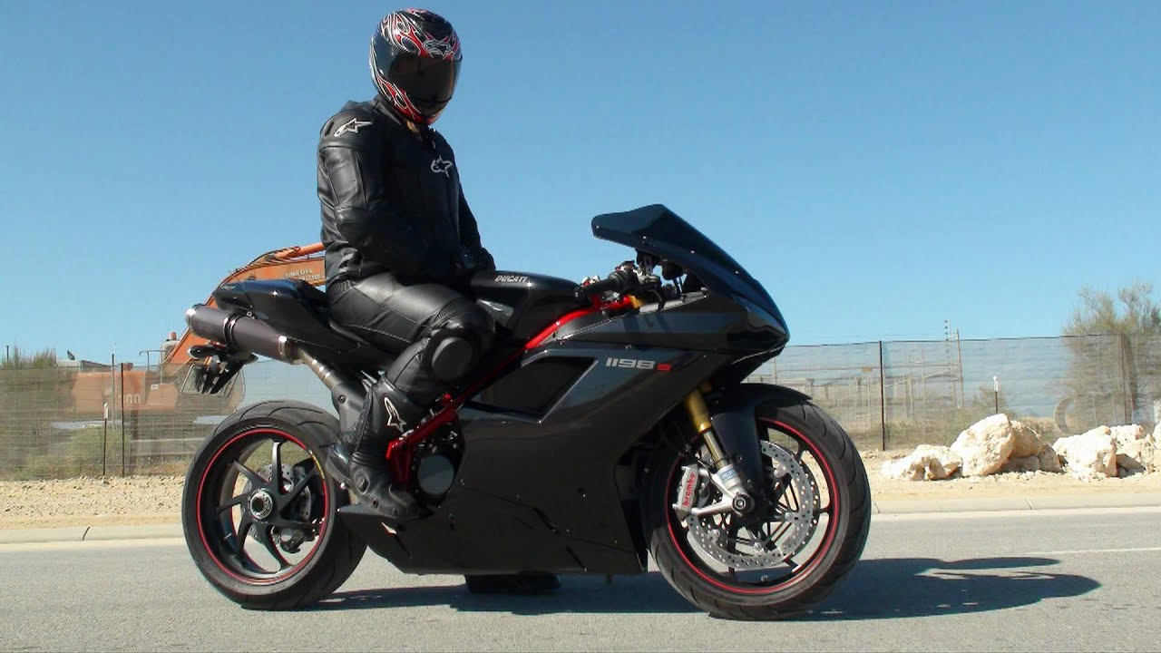 Ducati 1198s... Youtube Ducati 1198