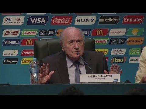 Blatter waits for Qatar investigation [AMBIENT]