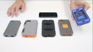 Top 5 Best Protective IPhone 5 & 5S Cases Review