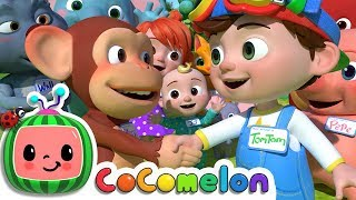 My Name Song | ABCkidTV Nursery Rhymes & Kids Songs