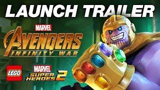 LEGO Marvel Super Heroes 2 - Infinity War Megjelenés Trailer