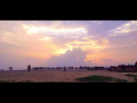 ALAPPUZHA BEACH TIME LAPS