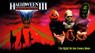 Halloween III Season Of The Witch Theme
