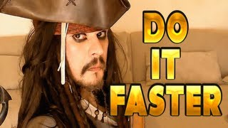 DANI pe NET Ep.50 - DO IT FASTER !!!