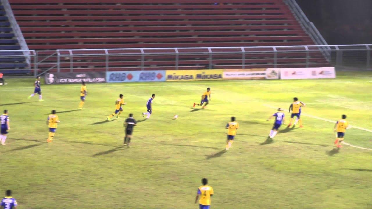 Harimau Muda B 0-1 Tampines Rovers FC