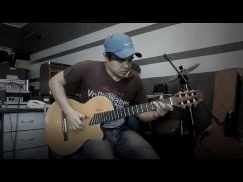 Suci Dalam Debu (Iklim) - Fingerstyle - Instrumental Cover - Acoustic - Gibson Chet Atkins Studio