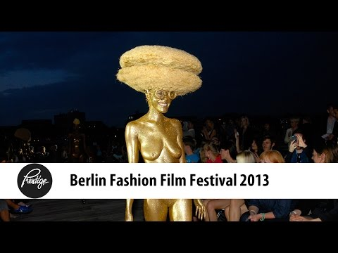 Sophia Lenore at The 2013 Berlin Fashion Film Festival