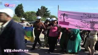 أجواء احتفال الإتحاد العام للشغالين بالمغرب بفاتح ماي 2014 | خارج البلاطو