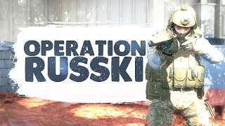 OPERATION RUSSKI - (CS:GO Funny Moments) - Duration: 5:53.