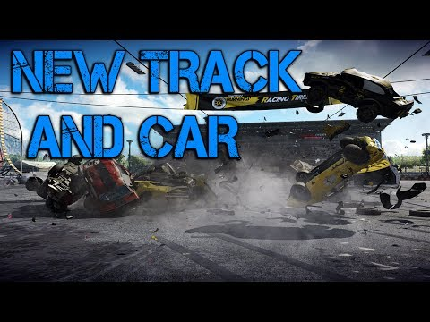 Next Car Game | TNEW TRACK AND NEW CAR | Steam Early Access Alpha Version