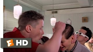 Back To The Future (4/10) Movie CLIP You're George McFly