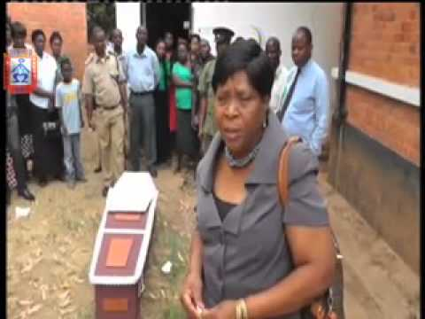 MUVI TV    MUFULIRA COFFIN