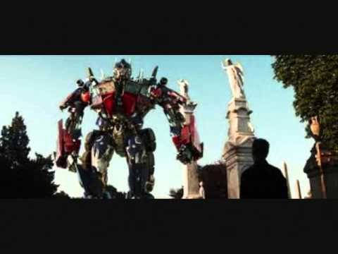 Transformers 2: New Divide Music Vid