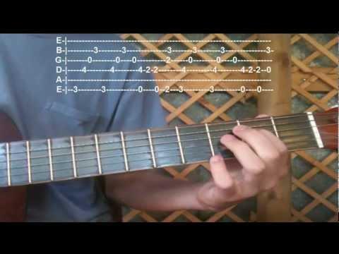 Como tocar Quien Fuera - Silvio Rodriguez HD