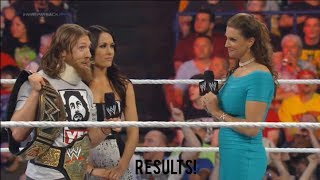 WWE Payback 2014 Daniel Bryan Doesn't Surrender The